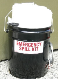 PRENCO AUSTRALIA Spill Response Kit for Petroleum Tanker