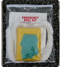 Clear Pack Spill Response Kit - (KI-ESK1)