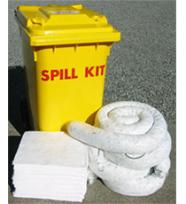 Mobile Marine / Dock Spill Response Kit