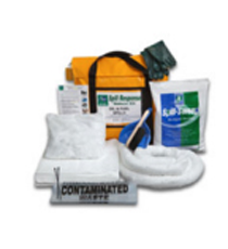 Oils/ Fuels Vechicle Spill Containment Kit- Large