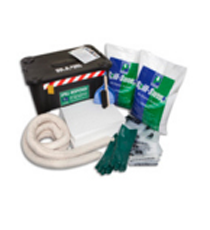 Oils/ Fuels Vehicals Spill Containment Kit-Large
