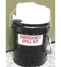 Spill Response Kit for Petroleum Tanker