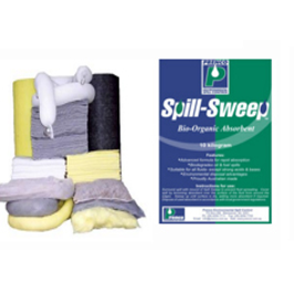 chemical oil spill kits