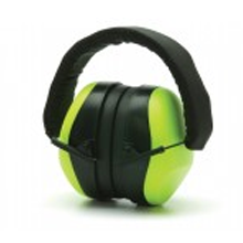 PM8041 Hi-VIs Orange Ear Muff