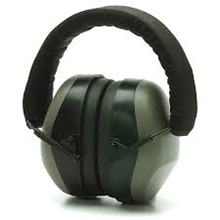 PM 8010 Grey Ear Muff