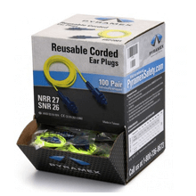reusable cored Ear pluged
