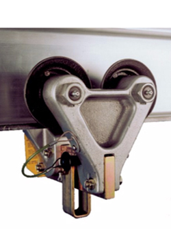 BeamGlide Trolley Anchorage Connector