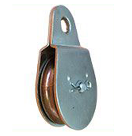 Steel Alloy Pully With Single Side Attachment