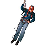 Suspension Trauma Safety Step