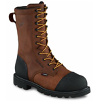 Men's 10-inch Boot Brown