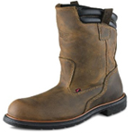 Men's 11-inch Pull On Boot Brown