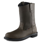 Men 11-inch Pull On Boot Brown
