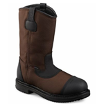 Men's 12-inch Pull-On Boot Brown