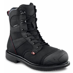 Men's 8-inch Boot Black