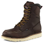 Men 8-inch Boot Brown