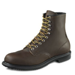 Men's 8 inch Boot Brown