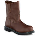 Men's 9-inch Pull-On Boot Brown