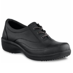 Women's Oxford Black