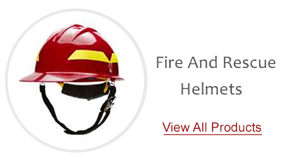 Fire and Rescue helmets