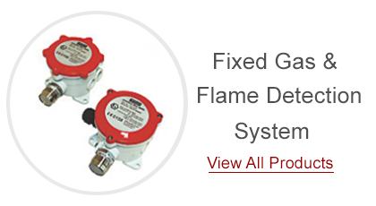 Fixed Gas & Flame Detection System