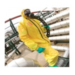 Chemical-Protective Coverall Microchem 3000