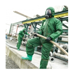 Chemical-Protective Coverall Microchem 4000