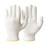 Cotton Gloves with Lycra
