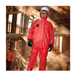 Flame-Retardant Protective Coverall Microchem® CFR
