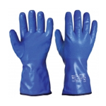 Nitrile Chemical Resistant Winter Gloves