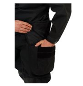 Dry Suit Pockets
