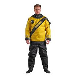 Trilaminate Dry Suits
