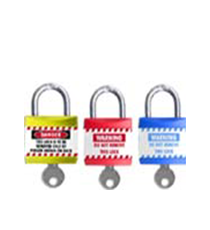 ES-PD-RS3 Padlock with REGULAR Shackle