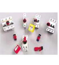 TOBIT Plug Lockouts : PIN IN / PIN OUT / PIN WIDE CIRCUIT BREAKER LOCKOUT :