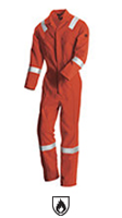 61115 Red Wing Desert/ Tropical FR Coverall