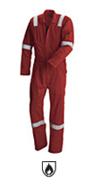 61811 Red Wing Desert/ Tropical FR Coverall