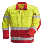 63229 Daletec Temperate FR Hi-Vis Jacket
