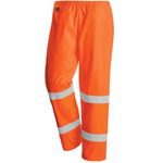 65186 FR Hi-Vis Rainwear Trousers