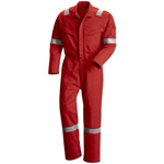 61145 Westex UltraSoft Temperate Coverall, FR